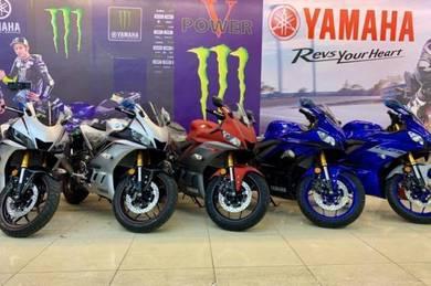 Yamaha R25 (Promosi Raya 2020)