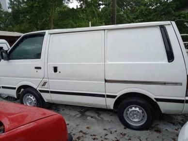 Nissan Vanette Panel Van 2010