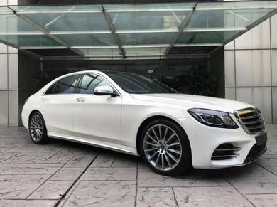 Recon Mercedes Benz S450L for sale