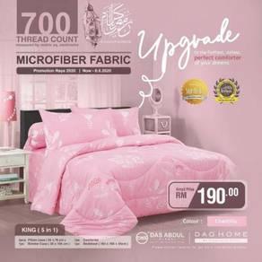Comforter Set 5 in 1 Microfiber DAG