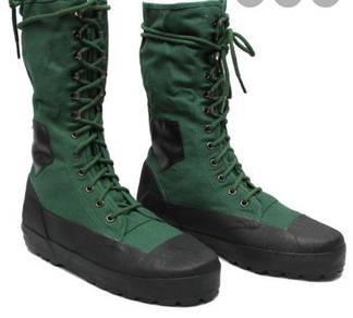 Jungle boot/ kasut hutan