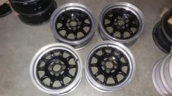 Rim Ori Made In Japan Racing Hart 14 4x100 6j Kcar