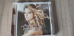 Taylor Swift Fearless Music CD
