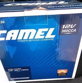 Bateri Camel