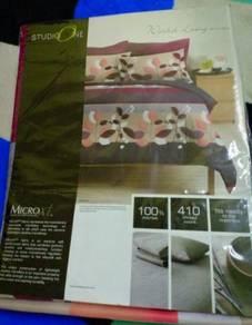 Bedsheet queen size to letgo
