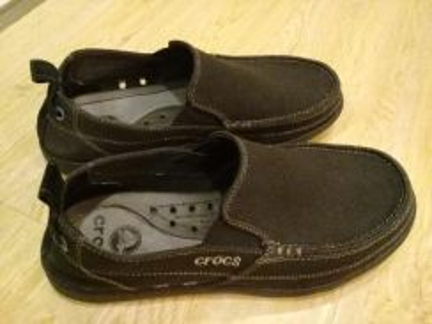 Original Crocs Casual Shoes Kasut Brown