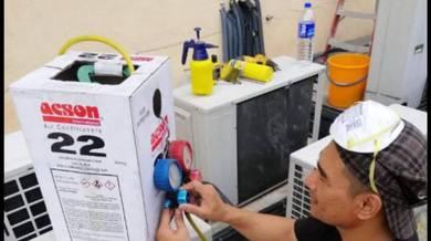 Servis Air Cond Repair AirCond Peti Ais Ice Frezer