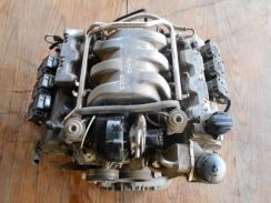 S-350 W220 Complete Engine - Used