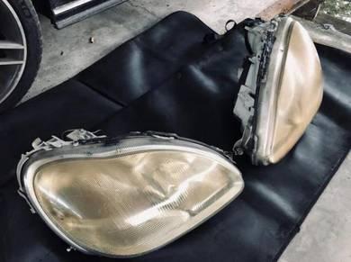 W220 Headlights - Used