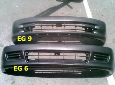 Honda Civic EG6 EG9 EK9 New Bumper Wira Satria