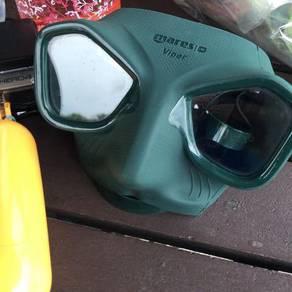 Mares Viper Diving/Free Dive Mask