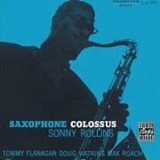 Sonny Rollins Saxophone Colossus LP