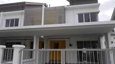 2 storey terrace landed house putrajaya south 20x65 FREEHOLD 0% down