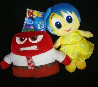 Disney Pixar lnside Out Plush Toy