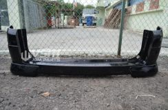 Nissan Serena C24 Rear Bumper Lips Highway Star JP