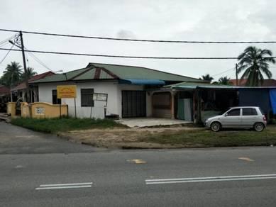 Kedai setingkat di Kelantan