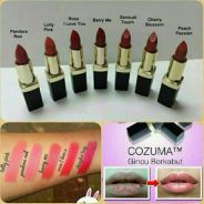 Lips cozuma