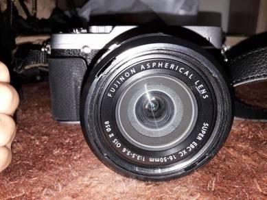 Fujifilm XE1complete