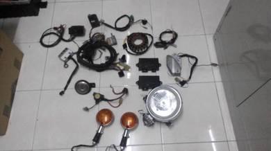 Wiring Harnes Yamaha Virago535 , Virago 535 ,XV535