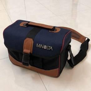 New Camera Sling Bag,Minolta Brand;11x6x8
