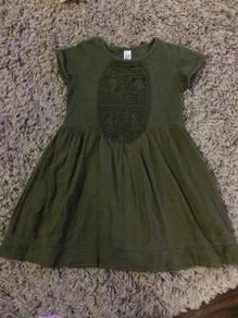 Zara Kids Dress 4-5y