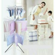 3 Tiers foldable cloth