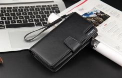 New Casual Business Luxury Man Long Wallet