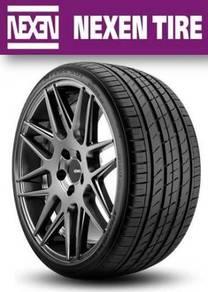 Volkswagen Jetta Tayar Baru Nexen Tire 225 45 17