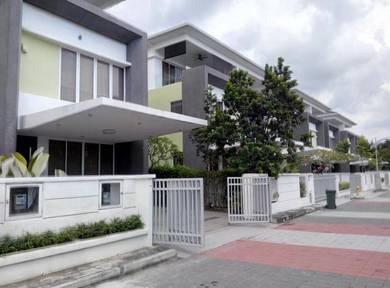 Newly Obtained OC Three Storey Semi Detached Alma Bukit Minyak