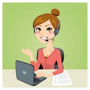 Telemarketing Representative (20 vacancies)
