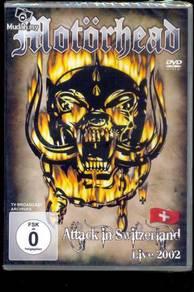 Motorhead - Live 2002 - New Live DVD