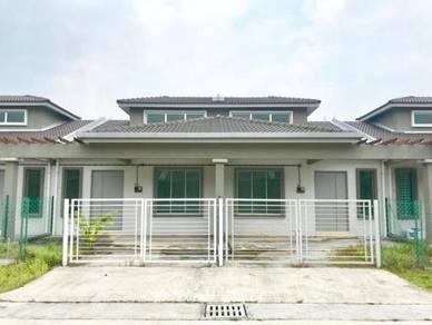 [FULL Loan] 22x65 Rumah Pemaju 0%Depo Setia Alam Klang [Freehold] Meru