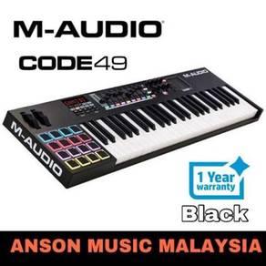 M-Audio Code 49 USB MIDI Controller with X/Y Pad
