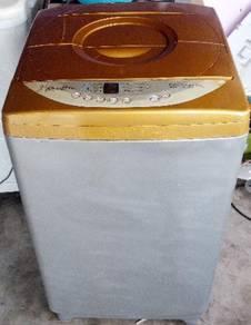 Mesin basuh automatik deewoo 8kg