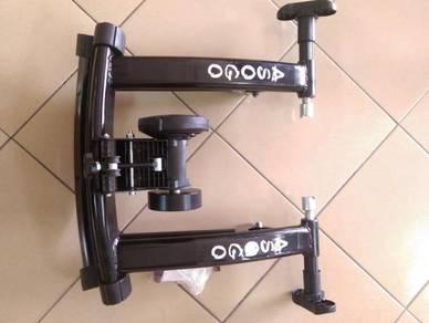 0%SST Baru Trainer Folded Bicycle Basikal -Factory