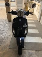 Vespa LX150 Imported