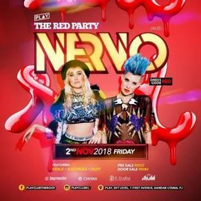 NERVO 2nd Nov