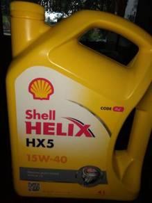 Shell 15w40