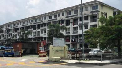 Dahlia Apartment (Pandan Indah)
