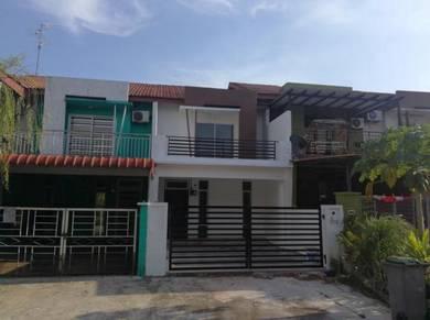 Taman Scientex, Pasir Gudang, Double Storey, Full Renovated