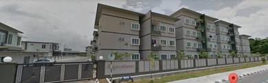 Ensyn Apartment Ground Floor at Batu Kawa nearby MJC