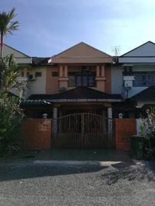 2-Storey house  Kuantan town centre