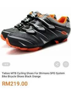 Mtb shoes 100% new saiz 40