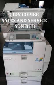 Photocopier machine color mpc3501 price sale