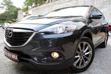 Used Mazda CX-9 for sale