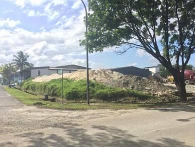Industrial vacant land demak laut