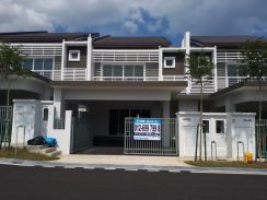 2-Sty Superlink, 24x74, Laman Azalea, Nilai Impian, Below Market Price