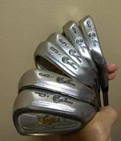 Golf Oversize Iron set 34569P Steel R-Flex RH