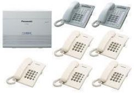 Panasonic KXTES824 System + Installation