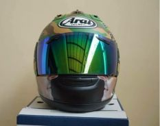 Arai corsair V Nicky GP Camo